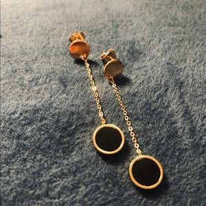 Jewelry - Gold Earrings | Japanese Sutairu スタイル - New!